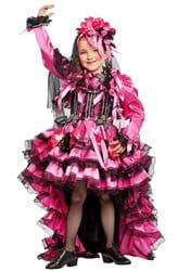 Фото Костюм Бразильская танцовщица детский