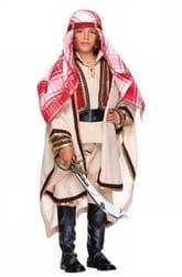 Фото Костюм Арабский шейх детский