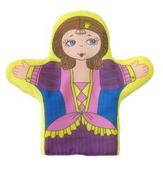 Фото Кукла-рукавичка Принцесса