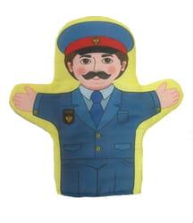 Фото Кукла-рукавичка Полицейский