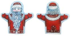 Фото Кукла-рукавичка Дед Мороз
