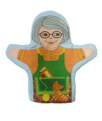 Фото Кукла-рукавичка Бабушка