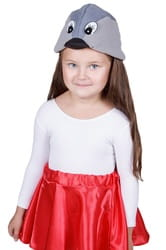 Фото Шапочка воробей детская