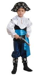 Фото Костюм пират капитан Флинт детский