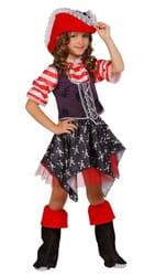 Фото Костюм пиратка Грэйс детский