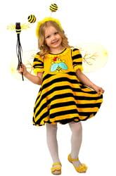 Фото Костюм полосатая Пчелка детский