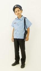 Фото Костюм Полицейский синий детский
