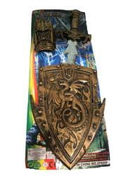 Фото Набор щит и меч рыцаря