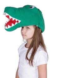 Фото Шапка Крокодил детская