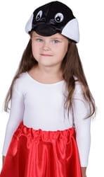 Фото Карнавальная шапка сорока детская