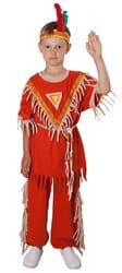 Фото Костюм индейца-мальчика детский