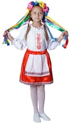 Фото Костюм украинский детский