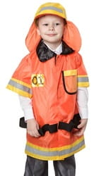 Фото Костюм пожарник детский