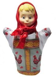 Фото Кукла-перчатка Внучка