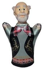 Фото Кукла-перчатка Дед