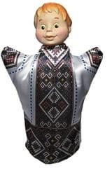 Фото Кукла-перчатка Внучок
