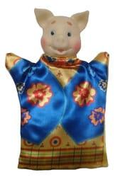 Фото Кукла-перчатка Поросенок 1