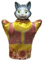 Фото Кукла-перчатка Кот