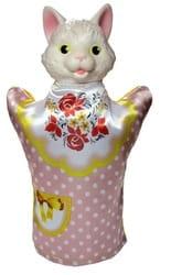 Фото Кукла-перчатка Кошка