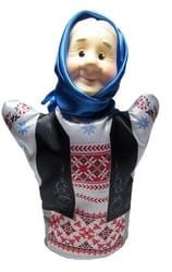Фото Кукла-перчатка Бабка