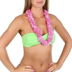 Фото Ожерелье гавайское (разные цвета)