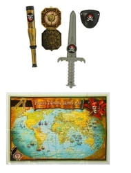 Фото Набор пирата, 5 предметов