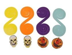 Фото Спираль серпантин Хэллоуин, набор 4 шт
