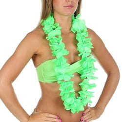 Фото Ожерелье гавайское для вечеринки