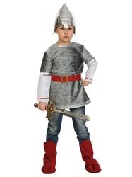 Фото Костюм Богатырь Алеша текстиль детский