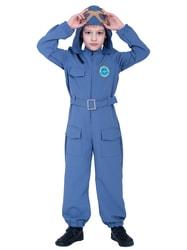 Фото Детский костюм летчика для мальчика