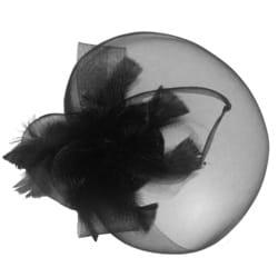 Фото Украшение на голову с перьями