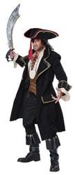 Фото Костюм предводитель пиратов взрослый