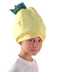 Фото Шапочка лимон детская