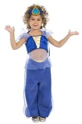 Фото Костюм Звезда востока синий детский