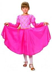 Фото Костюм принцесса розовый детский