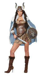 Фото Костюм королева викингов взрослый