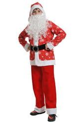 Фото Костюм Санта Клаус волшебный детский