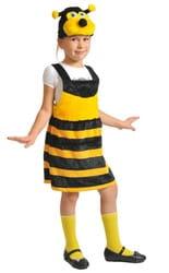 Фото Костюм пчелка плюш детский
