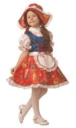 Фото Костюм Красная шапочка сказочная детский
