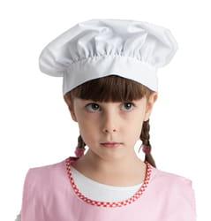 Фото Карнавальный колпак для поваренка детский