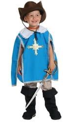 Фото Костюм мушкетер храбрый детский