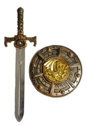 Фото Набор богатыря щит и меч 2