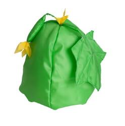 Фото Карнавальная шапка огурец детская