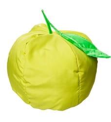 Фото Карнавальная шапка яблоко детская