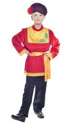 Фото Костюм танцевальный в народном стиле для мальчика