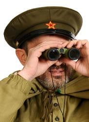 Фото Фуражка командира взрослая