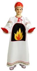 Фото Костюм печка детский