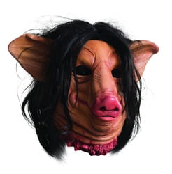 Фото Маска свинья (Пила) взрослая