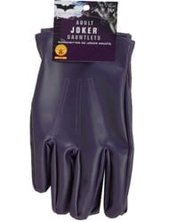 Фото Перчатки Джокера взрослые