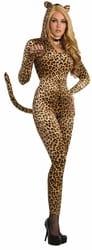 Фото Костюм Сексуальный леопард взрослый